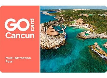 Go Card Cancun - 2 dias